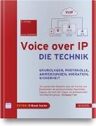 Cover-Bild zu Voice over IP - Die Technik von Badach, Anatol