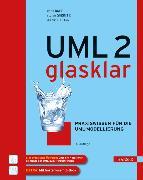 Cover-Bild zu UML 2 glasklar von Rupp, Christine