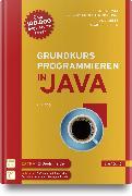 Cover-Bild zu Grundkurs Programmieren in Java von Ratz, Dietmar
