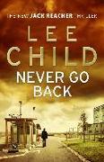 Cover-Bild zu Never Go Back von Child, Lee