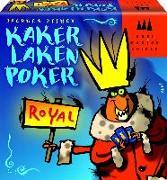 Cover-Bild zu Kakerlakenpoker Royal von Zeimet, Jacques (Idee von)