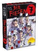 Cover-Bild zu Die fiesen 7 von Zeimet, Jacques