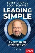 Cover-Bild zu Leading Simple (eBook) von Grundl, Boris