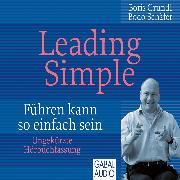 Cover-Bild zu Leading Simple (Audio Download) von Grundl, Boris