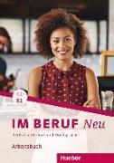 Cover-Bild zu Im Beruf NEU B1+/B2. Arbeitsbuch von Hagner, Valeska