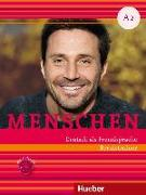 Cover-Bild zu Menschen A2 Berufstrainer mit Audio-CD von Schlüter, Sabine