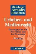 Cover-Bild zu Münchener Anwaltshandbuch Urheber- und Medienrecht von Raue, Peter (Hrsg.)