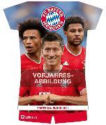 Cover-Bild zu FC Bayern München 2022 - Trikotkalender - Wand-Kalender - Fan-Kalender - Fußball-Kalender - 34,1x42 - Sport von teNeues Calendars