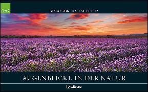 Cover-Bild zu GEO SAISON Augenblicke in der Natur 2022 - Wand-Kalender - Reise-Kalender - Poster-Kalender - 58x36 von teNeues Calendars