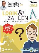 Cover-Bild zu Stefan Heine Logik & Zahlen 2022 - Tagesabreißkalender - 11,8x15,9 - Logikkalender - Rätselkalender - Knobelkalender von Heine, Stefan