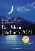 Cover-Bild zu Das Mond-Jahrbuch 2021 von Paungger, Johanna