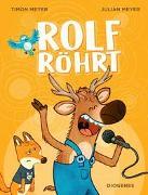 Cover-Bild zu Rolf röhrt von Meyer, Julian