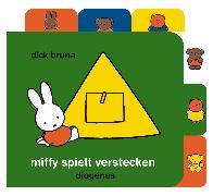 Cover-Bild zu Miffy spielt Verstecken von Bruna, Dick