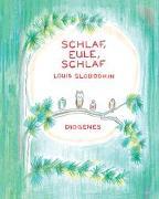 Cover-Bild zu Schlaf, Eule, schlaf von Slobodkin, Louis