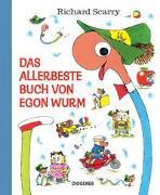 Cover-Bild zu Das allerbeste Buch von Egon Wurm von Scarry, Richard