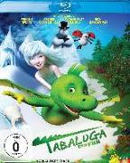 Cover-Bild zu Tabaluga - Der Film von Heine, Helme