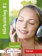 Cover-Bild zu Hörtraining B1. Zertifikat B1 - Modul Hören / Übungsbuch von Rump, Christina