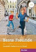 Cover-Bild zu Beste Freunde A1. - Leseheft: Geheimnis im Hotel von Vosswinkel, Annette