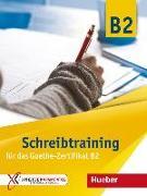 Cover-Bild zu Schreibtraining für das Goethe-Zertifikat B2. Übungsbuch von Kokkini, Eva