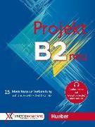 Cover-Bild zu Projekt B2 neu - Übungsbuch von Glotz-Kastanis, Jo