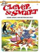 Cover-Bild zu Clever und Smart 1: Clever & Smart, Band 1 von Ibáñez, Francisco