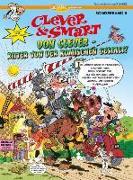 Cover-Bild zu Clever und Smart Sonderband 5: Don Clever - Ritter von der komischen Gestalt! von Ibáñez, Francisco