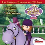 Cover-Bild zu Disney - Sofia die Erste - Folge 1 (Audio Download) von Bingenheimer, Gabriele