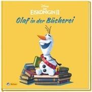Cover-Bild zu Disney Die Eiskönigin 2 - Olaf in der Bücherei