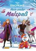 Cover-Bild zu Disney Die Eiskönigin 2: Mein cooler Malspaß
