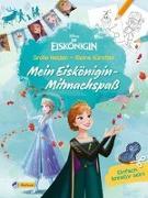 Cover-Bild zu Disney Die Eiskönigin: Große Helden - Kleine Künstler: Mein Eiskönigin-Mitmachspaß