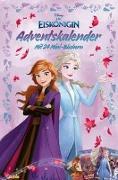 Cover-Bild zu Disney Die Eiskönigin: Minibuch-Adventskalender