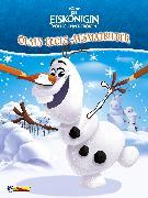 Cover-Bild zu VE 5 Disney Die Eiskönigin: Olafs coole Ausmalbilder