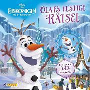 Cover-Bild zu VE 5 Disney Die Eiskönigin: Olafs lustige Rätsel
