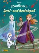 Cover-Bild zu Disney Die Eiskönigin 2: Magischer Rätselspaß zum Film