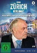 Cover-Bild zu Richter, Roland Suso (Prod.): Der Zürich Krimi: Borchert und die mörderische Gier (Folge 5)