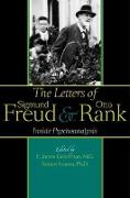 Cover-Bild zu Lieberman, E. James, MD (The Family Institute) (Hrsg.): The Letters of Sigmund Freud and Otto Rank