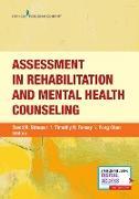 Cover-Bild zu Assessment in Rehabilitation and Mental Health Counseling (eBook) von Strauser, David R. (Hrsg.)
