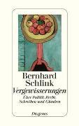 Cover-Bild zu Schlink, Bernhard: Vergewisserungen