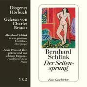 Cover-Bild zu Schlink, Bernhard: Der Seitensprung