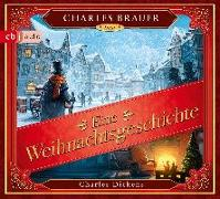 Cover-Bild zu Dickens, Charles: Eine Weihnachtsgeschichte