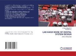 Cover-Bild zu Prajapati, Pankaj: LAB HAND BOOK OF DIGITAL SYSTEM DESIGN