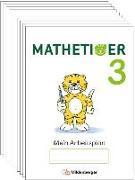Cover-Bild zu Mathetiger 3 - Arbeitsbeilagen · Neubearbeitung von Laubis, Thomas