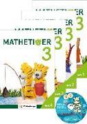 Cover-Bild zu Mathetiger 3 - Heftausgabe · Neubearbeitung von Heidenreich, Matthias