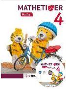 Cover-Bild zu Mathetiger 4 - Transparentfolien · Neubearbeitung von Heidenreich, Matthias