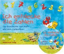 Cover-Bild zu Ich entdecke die Zahlen - Die Geschichte von Matti und dem Zahlenfluss von Hitzler, Willi