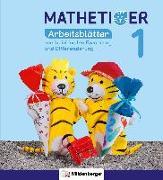 Cover-Bild zu Mathetiger 1 - Arbeitsblätter zur individuellen Förderung und Differenzierung von Laubis, Thomas