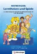 Cover-Bild zu Mathetigers Lerntheken und Spiele von Heidenreich, Matthias