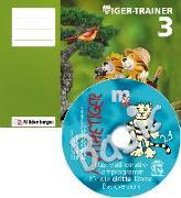 Cover-Bild zu Mathetiger 3 - Neubearbeitung Buchausgabe - Klasse 1 bis 4 von Laubis, Thomas
