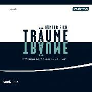 Cover-Bild zu Träume (Audio Download) von Eich, Günter