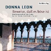 Cover-Bild zu Beweise, daß es böse ist (Audio Download) von Leon, Donna